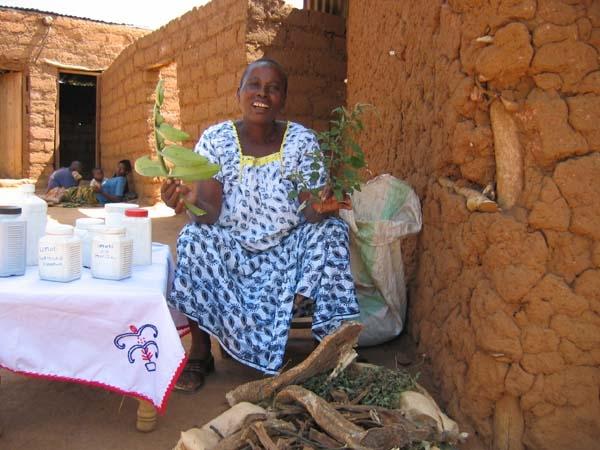 Etude des formes de la pratique médicinale traditionnelle chez les Lyéla du Burkina Faso  (2/3)