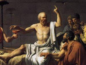 La Mort de Socrate, J.L David 1787