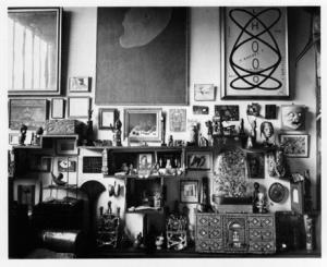 """""""L'atelier"""" d'André Breton"""