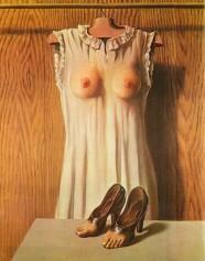 Magritte, La Philosophie dans le boudoir