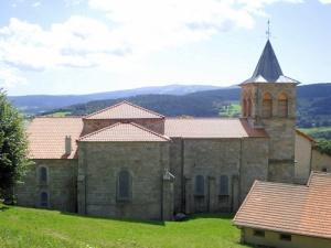 eglise de Jeansagnère