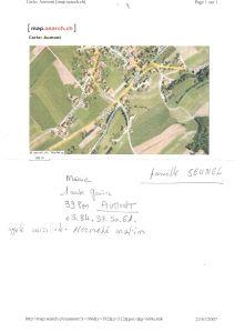 Village d'Aumont en Francehe-Comté