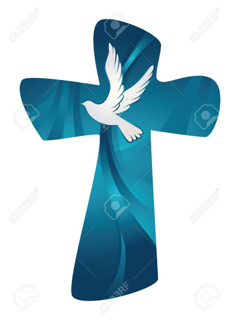 Cette image a un attribut alt vide ; le nom du fichier est 100311761-christian-cross-abstract-holy-spirit-with-dove-on-white-background-.jpg
